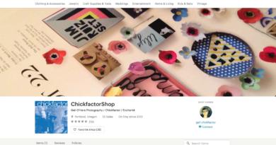 chickfactor etsy store